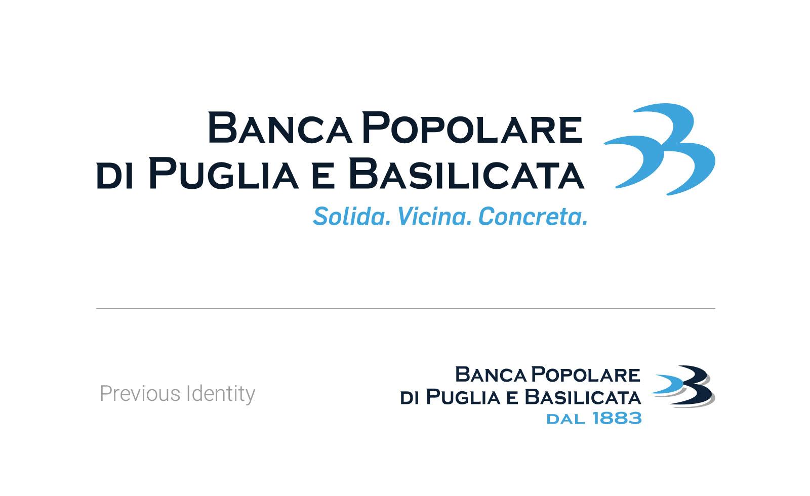 bppb banca popolare di puglia e basilicata rebranding redesign brand logo identity