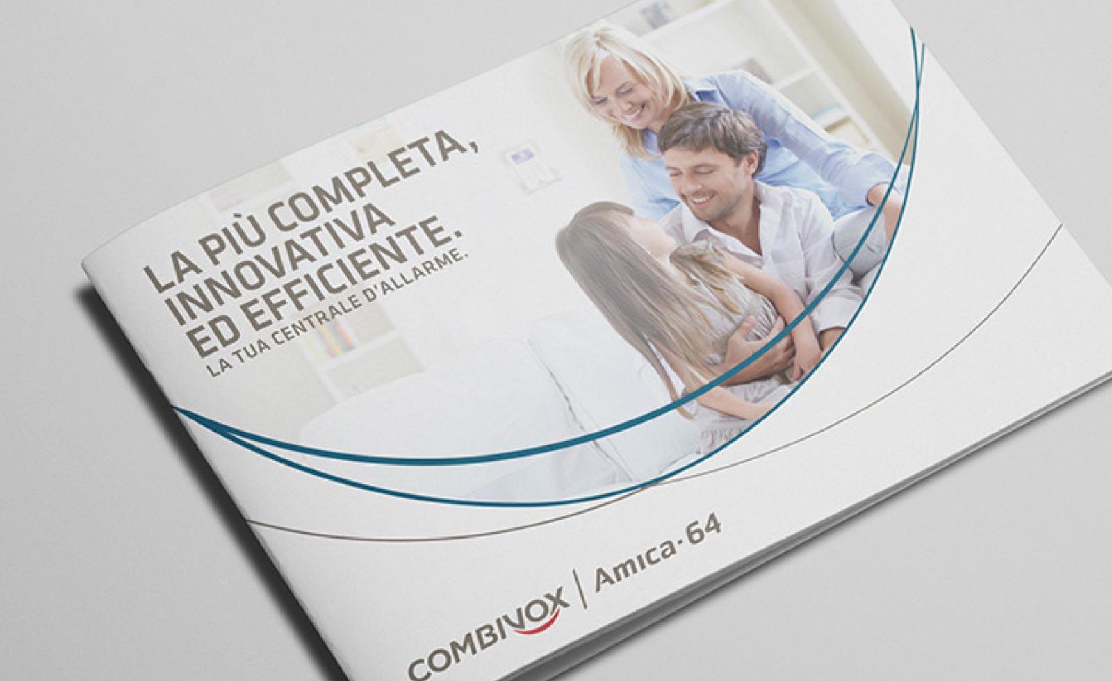 combivox brand communication BTL