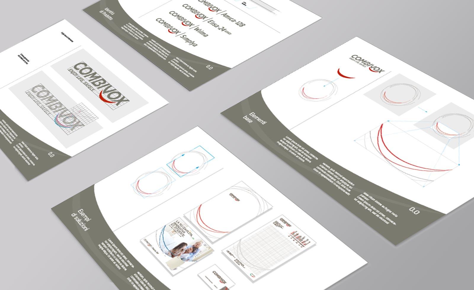 combivox brand brandbook guidelines