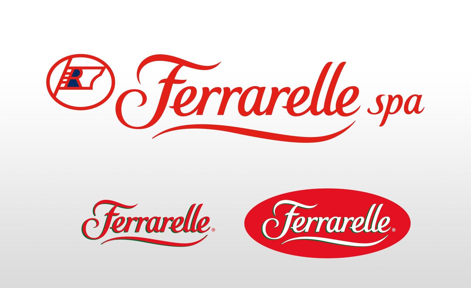ferrarelle corporate branding