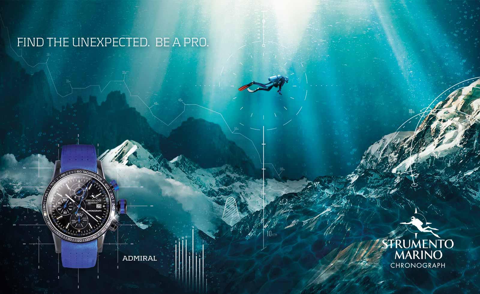 strumento marino advertising adv campaign