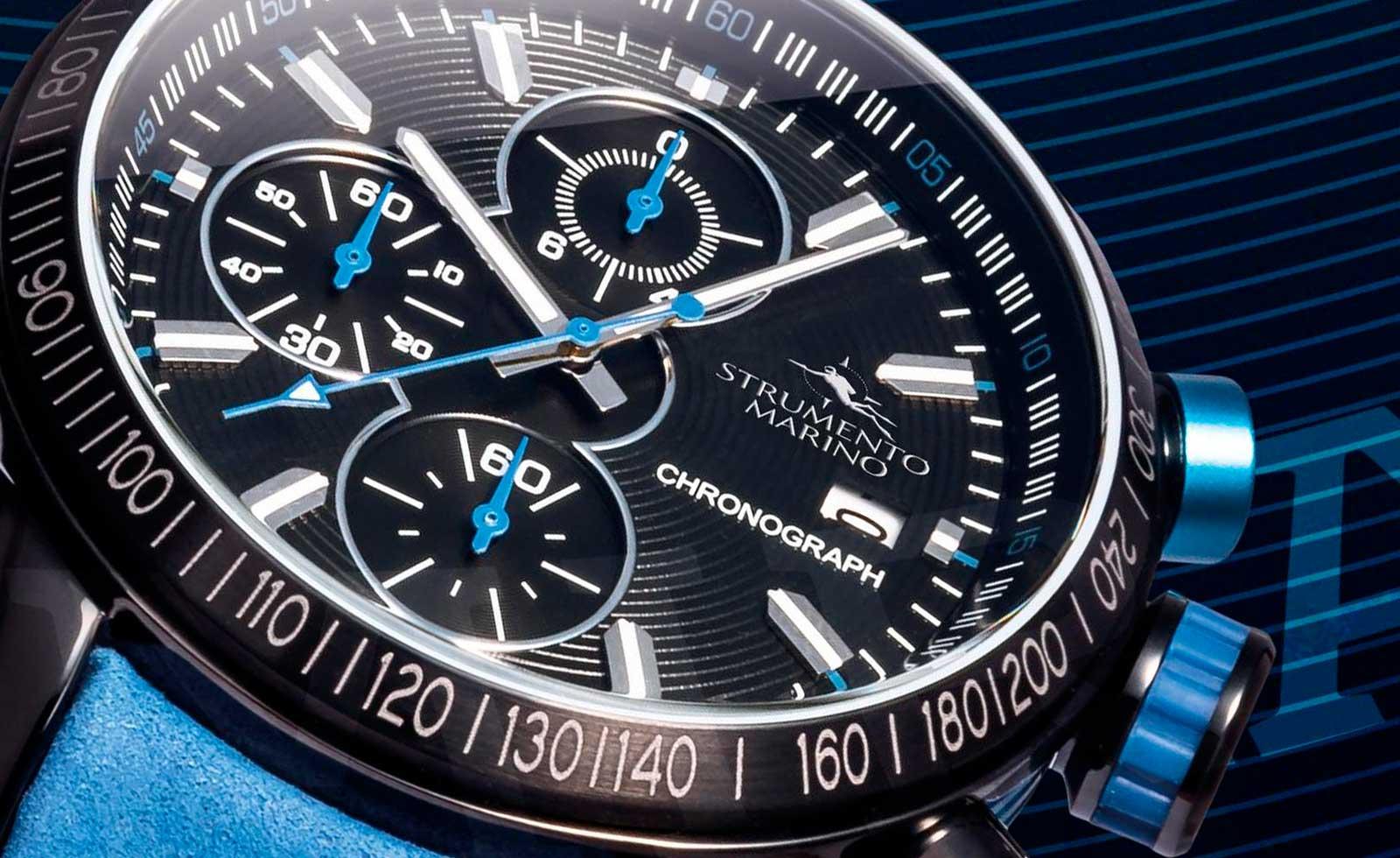 strumento marino watches logo watch product