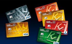 credit debit cards creval brand pitscheider