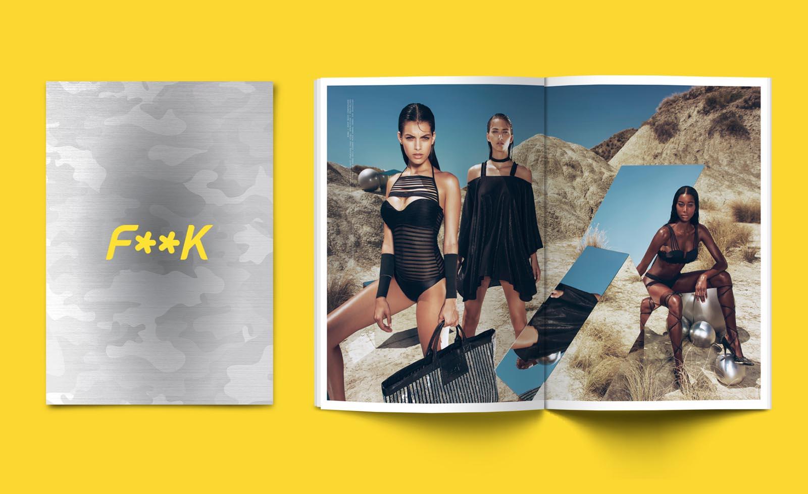 effek F**K rebranding brand brochure pitscheider maggipinto