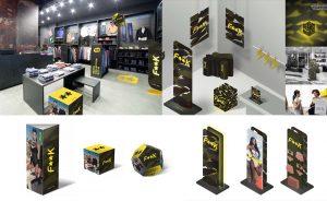 effek F**K store shop POS interiors pitscheider maggipinto